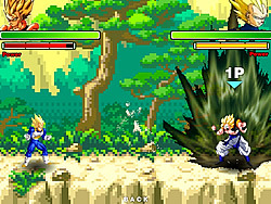Jouer au jeu gratuit Dragon Ball Fighters