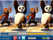 Panda and Friends Difference