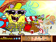 Spongebob Squarepants Hidden Objects game
