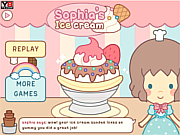Sophias Ice cream لعبة