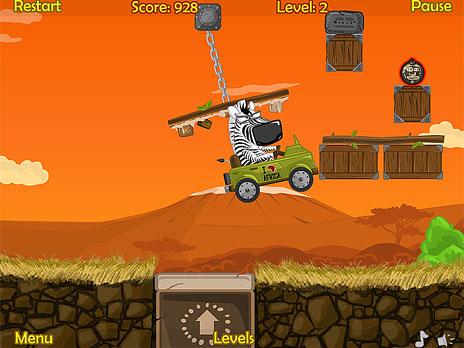 Safari Time game