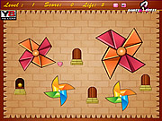 Flying Heart with Stars game