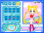 Anime Dress up 3 game