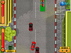 Central Park NY Racing game