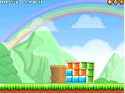 Colorful Box Puzzle game