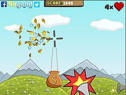 Gold Shooter game
