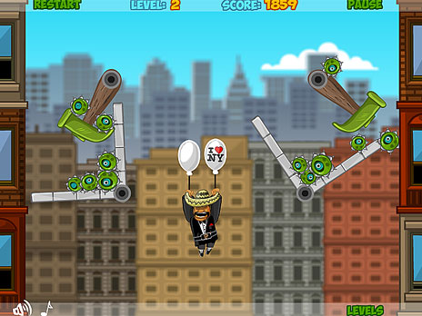 Amigo Pancho 2: New York Party game