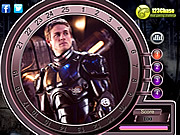Pacific Rim - Hidden Numbers game