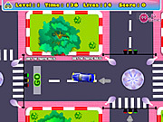 Green City Parking game