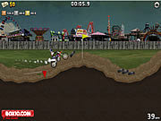 Daredevil Joe Moto X Superstar game