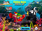 Finding Nemo Dressup