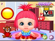 Baby Hair Salon Spa game