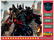 Transformers Hidden Stars game