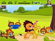 Lion Kiss game