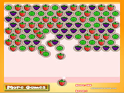 Yummy Bubble Shooter game