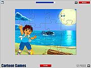 Diego Jigsaw Game game