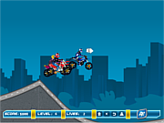 Super Bike Race game