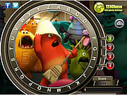 Monsters University - Hidden Alphabets game