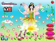 Fairy Queen Dress Up game