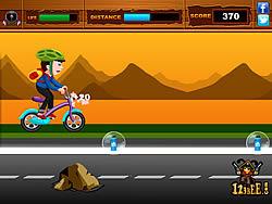 Smart Boy Ride game