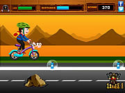 Juega al juego gratis Smart Boy Ride