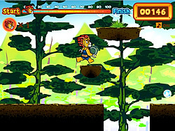 Chima Jungle Adventure game