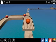 Apple Run 3D game