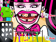 Crazy Dentist game