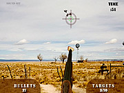 Skeet Shooter country game
