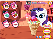 Jouer au jeu gratuit Little Pony Ice Cream
