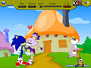 Sonic Adventure Kiss game