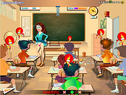 Naughty Classroom game