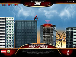 Spiderman 3: Rescue Mary Jane game