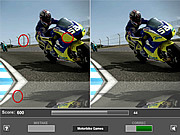 Motorbike Differences game