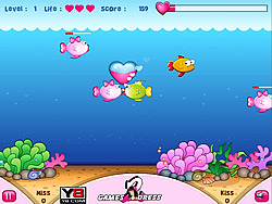 Naughty Fish spel