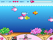 Naughty Fish game