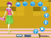 Barbie Fun Dressup game