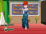 Hearty Dress Up game