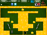 Cheese Thief game game
