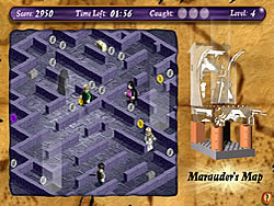 Harry Potter: Marauders Map Game game