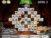 Magic World Mahjong game
