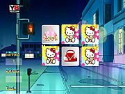 Hello Kitty Shoppings game