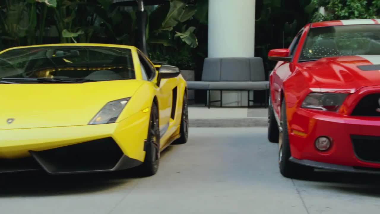 Mira dibujos animados gratis Need For Speed: Hot Pursuit Ad Campaign