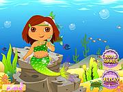 Dora Beauty Mermaid game