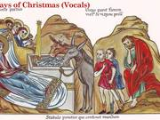 12 Days of Christmas Vocals