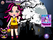 Monster Baby Dressup game