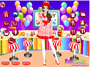 Sweet Candy Style Makeover
