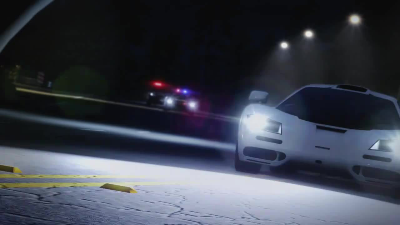Watch free video Need For Speed: Hot Pursuit Ad Campaign