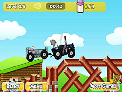 Tom and Jerry Tractor 2 game