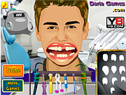 Justin Bieber Perfect Teeth game